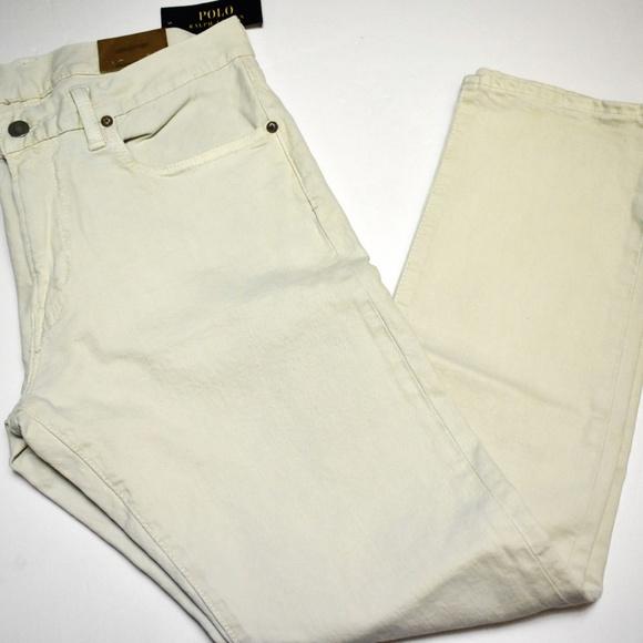 ec5a451c6 NWT Polo Ralph Lauren Varick Slim Straight Jeans